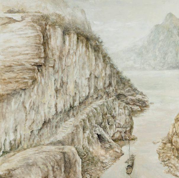 岑龍-自古峽江多險道|Mountains, Rivers:Dangerous Roads Since Ancient Times