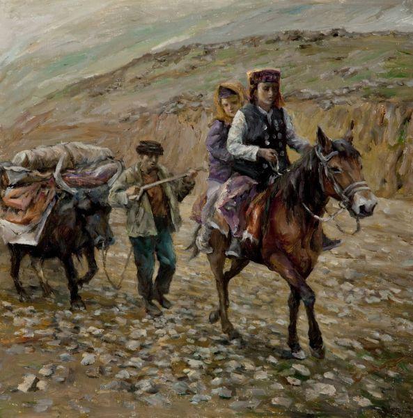 岑龍-游牧人生|Nomadic Life