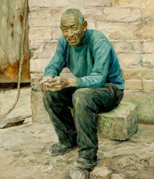 岑龍-陜縣人|Man of Shan County