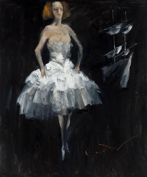 岑龍-踊者-II|A Dancer-II