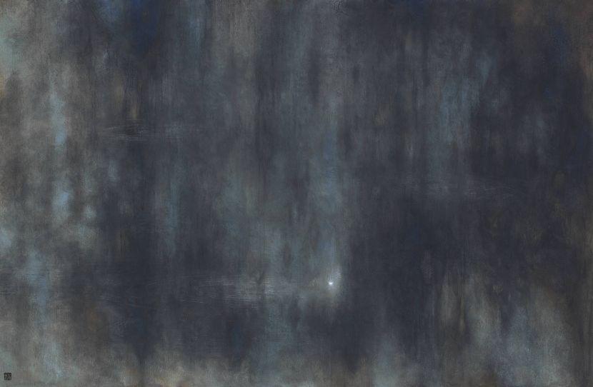 林靖子-舀起一片夜|Bailing a Segment of the Flowing Night