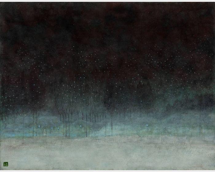 林靖子-夜之雪音|Sound of Snow at Night