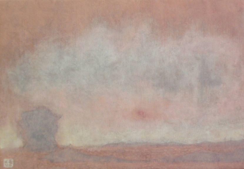 林靖子-那個天空-II|Sky-II