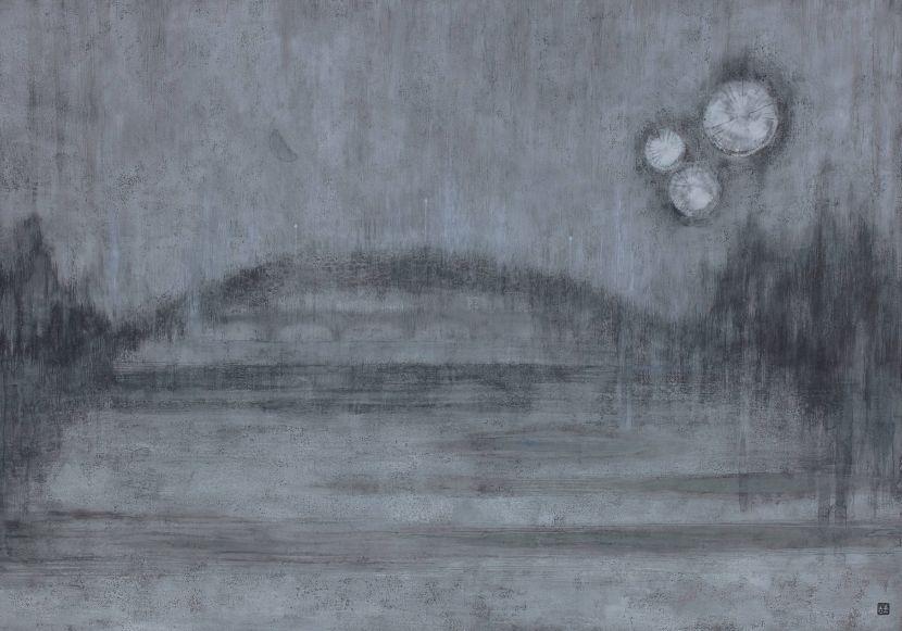 林靖子-某夜|A Night