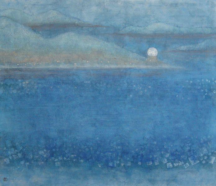林靖子-海|Sea