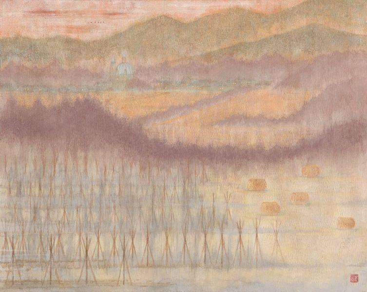 林靖子-秋思|Thoughts of Autumn