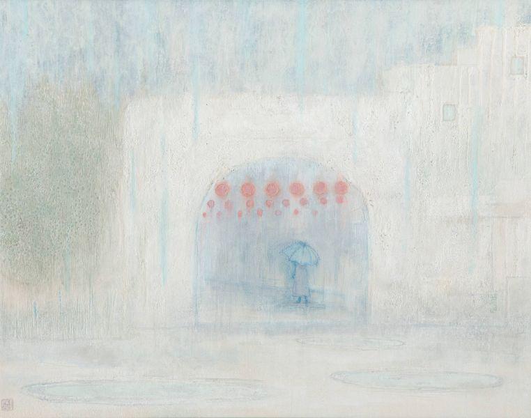 林靖子-集集雨天|Rainy Day at JIJI