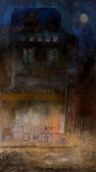 林靖子-月夜之夜|A Night of the Moon Night