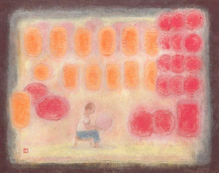 林靖子-燈籠師父|Lantern Maker