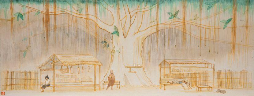 林靖子-午睡之木|Napping Tree