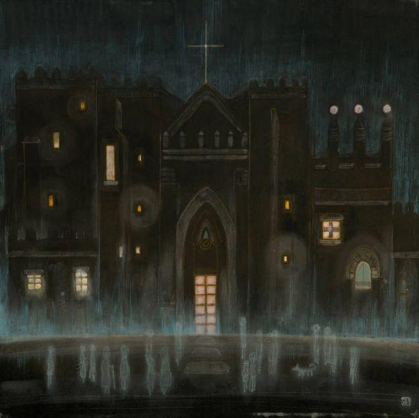 林靖子-夜間集會|Night of Gathering