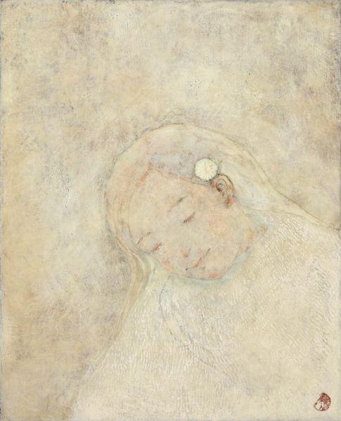 林靖子-白花-II White Blossoms-II