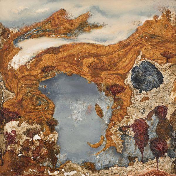 娜塔莎.別列克霍琴柯-噴火口|Crater
