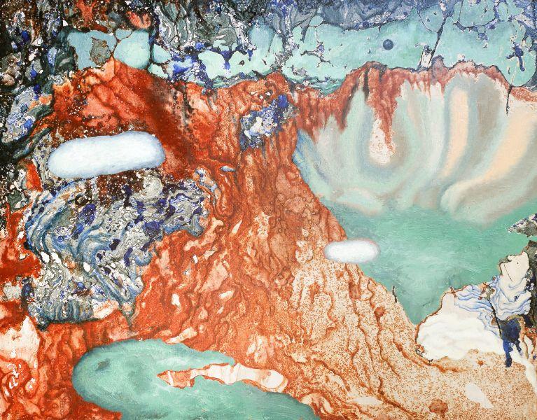 娜塔莎.別列克霍琴柯-冰河|The Glacier