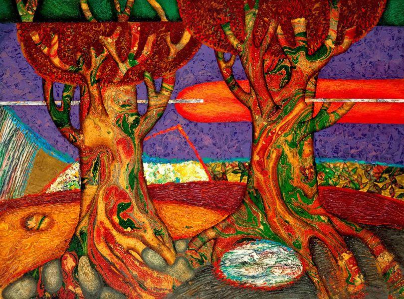 娜塔莎.別列克霍琴柯-樹|Trees