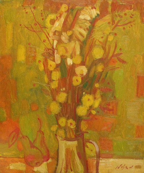 弗拉基米爾.諾山-花朵|Flowers