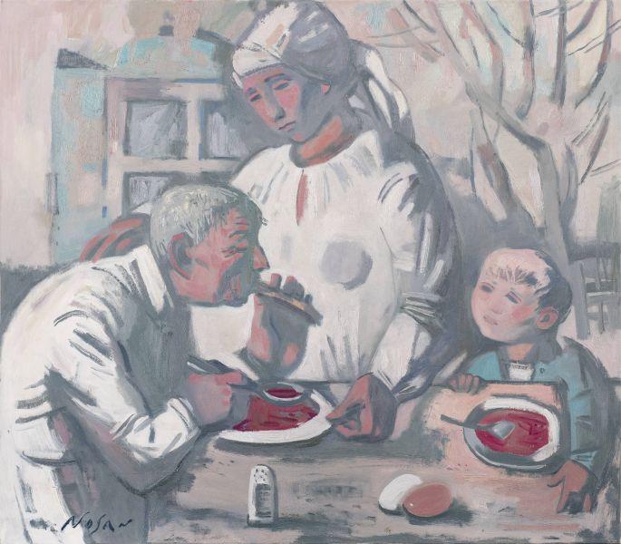 弗拉基米爾.諾山-家庭|A Family