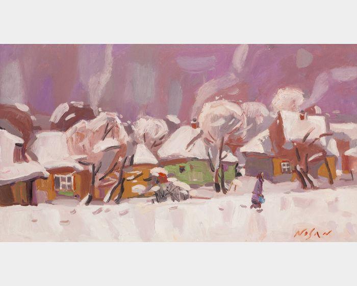 弗拉基米爾.諾山-暴風雪|Blizzard