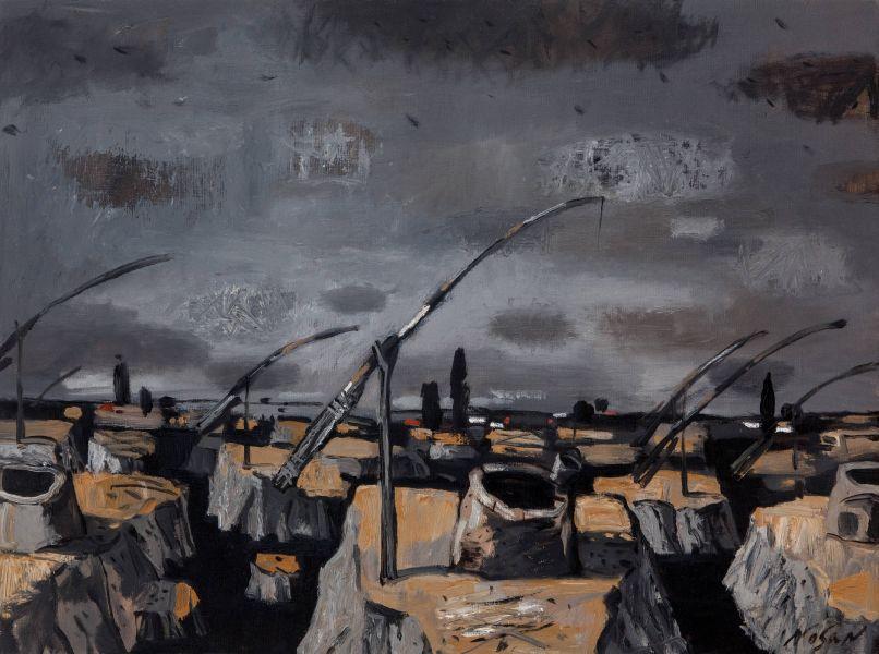 弗拉基米爾.諾山-黑水 Black Water