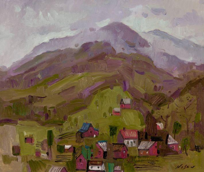 弗拉基米爾.諾山-風景-II|Landscape-II