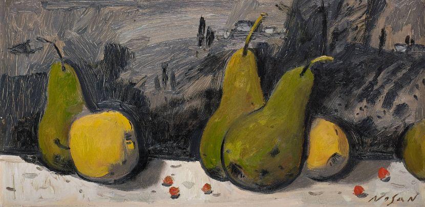弗拉基米爾.諾山-梨和蘋果|Pears and Apples