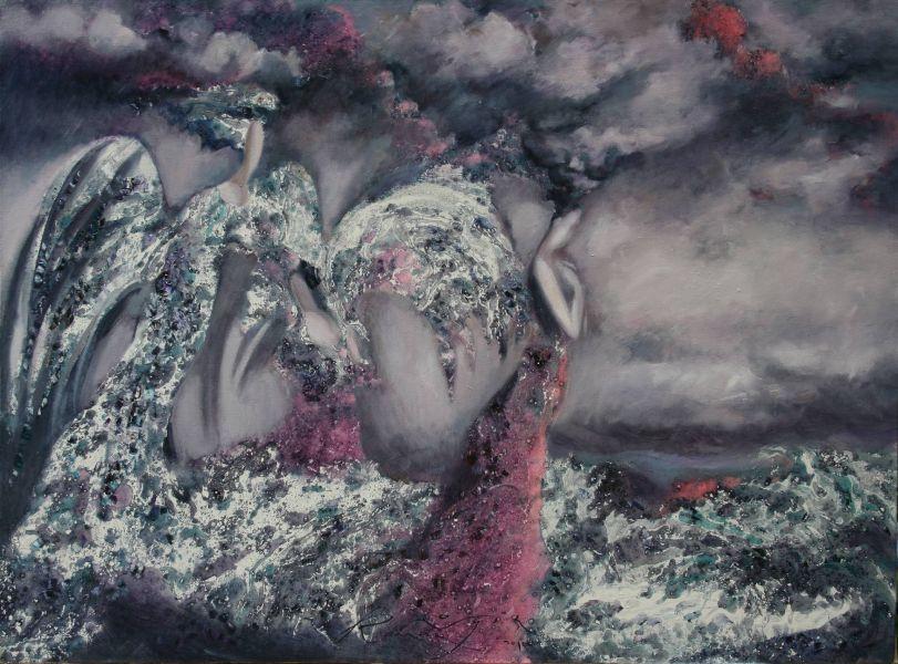 羅曼.諾金-巨浪中的天使|Angels of the Stormy Sea