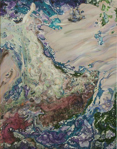 羅曼.諾金-海洋元素 Marine Element
