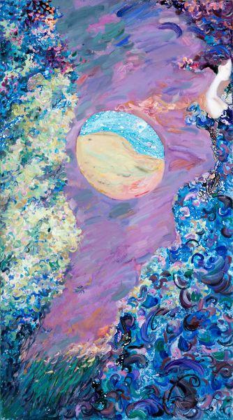 羅曼.諾金-月亮 ‧ 我|The Moon and I