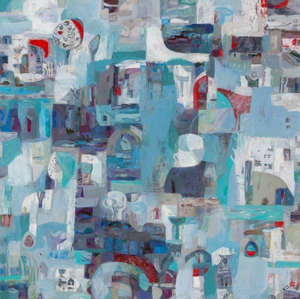 薩芬娜.克謝妮亞-構圖-2013|Composition-2013