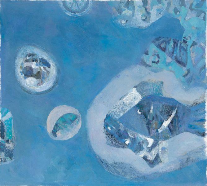 薩芬娜.克謝妮亞-部份藍色時光-II|Part of Blue Moments-II