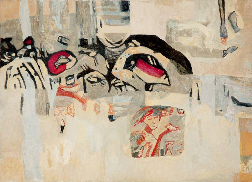 薩芬娜.克謝妮亞-構圖-III|Composition-III