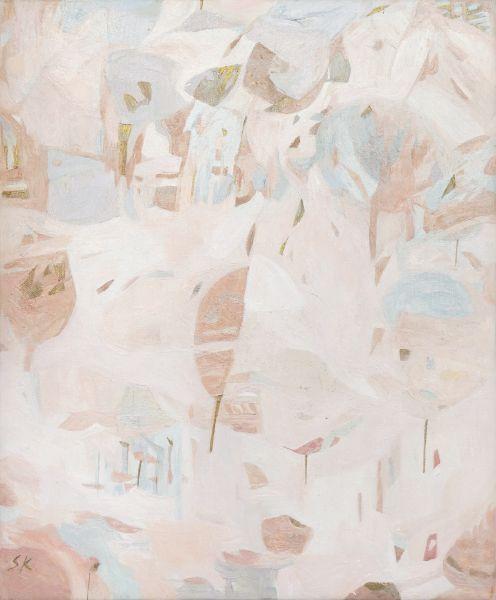 薩芬娜.克謝妮亞-柳樹-粉紅色的日子 Willow Tree-Pink day