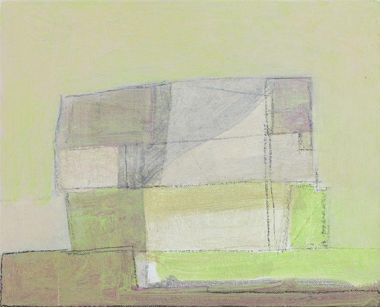 邱掇-有靜物的風景