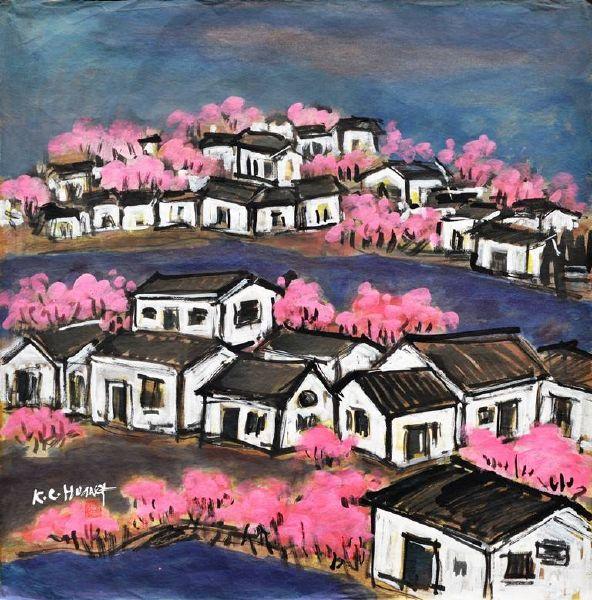 黃歌川-憶鄉