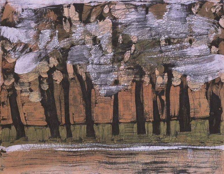 黃歌川-叢林