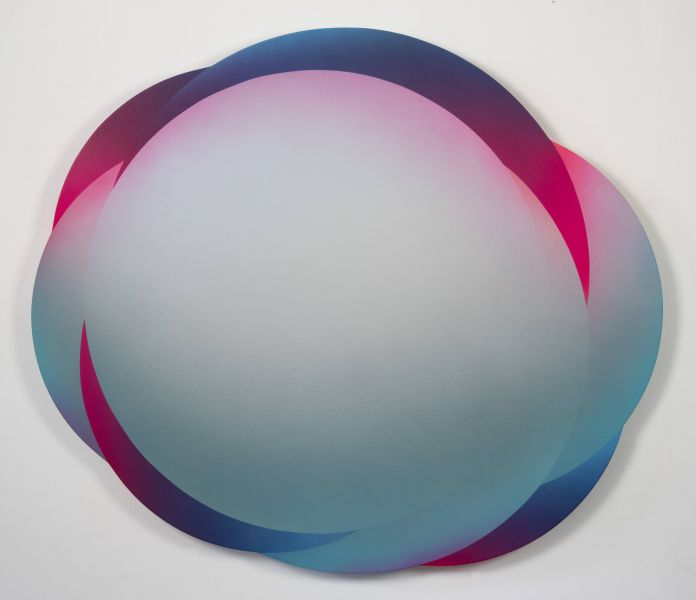楊・克拉-Grey Rainbow Purple Cloud