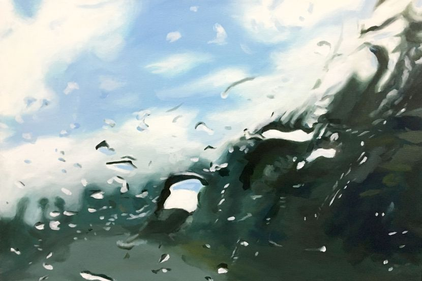 王綺穗-Breaking Rain II