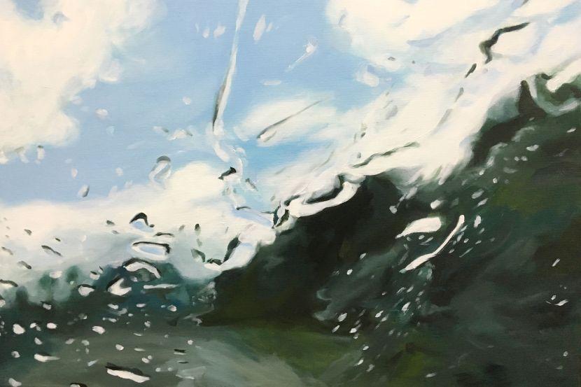 王綺穗-Breaking Rain I
