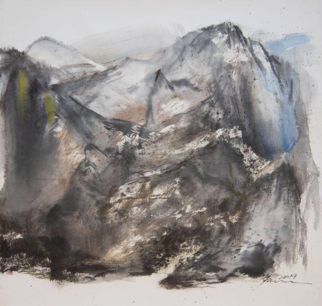 塵三-疊山