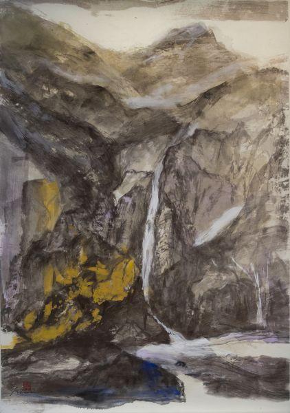 塵三-流瀑 Waterfall