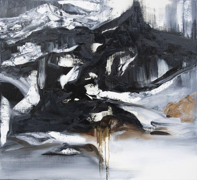 塵三-黑武嶺 Black cliff