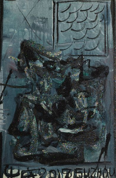 牛安-Scholar Stone-Suzhou