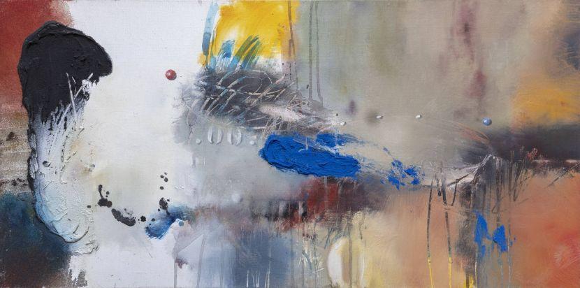 黃耀堂-August Blue #1