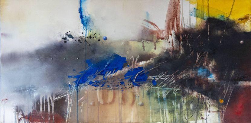 黃耀堂-August Blue #2