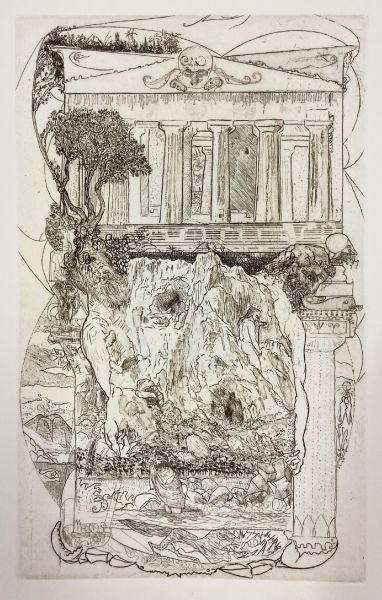 Carlos Franco-la isla del cíclope (Companion of Ulysses)