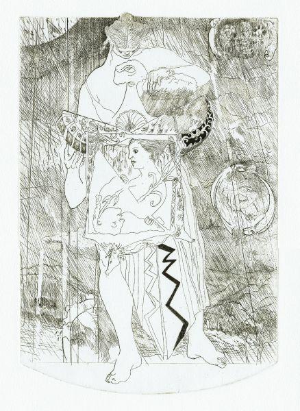 Carlos Franco-la fama pregonando (Dido and Aeneas)