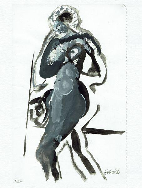 Carlos Franco-Trance of the Sibyl