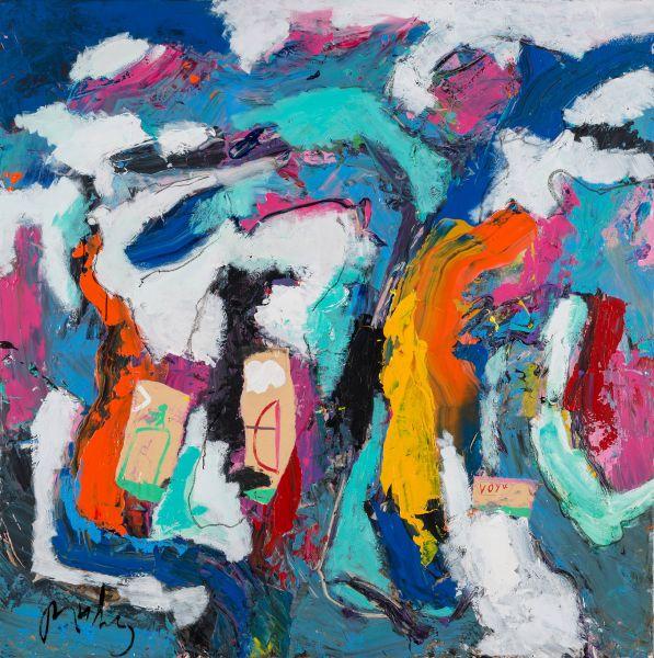 Jos van den Berg-Voyu′s Dream