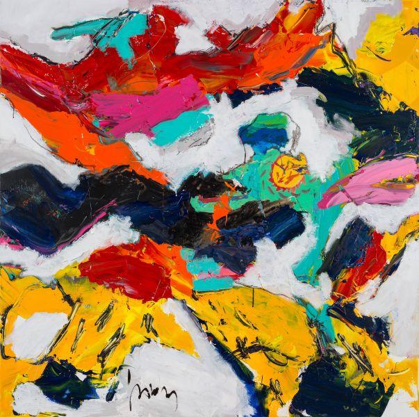 Jos van den Berg-Pasuya′s Dream