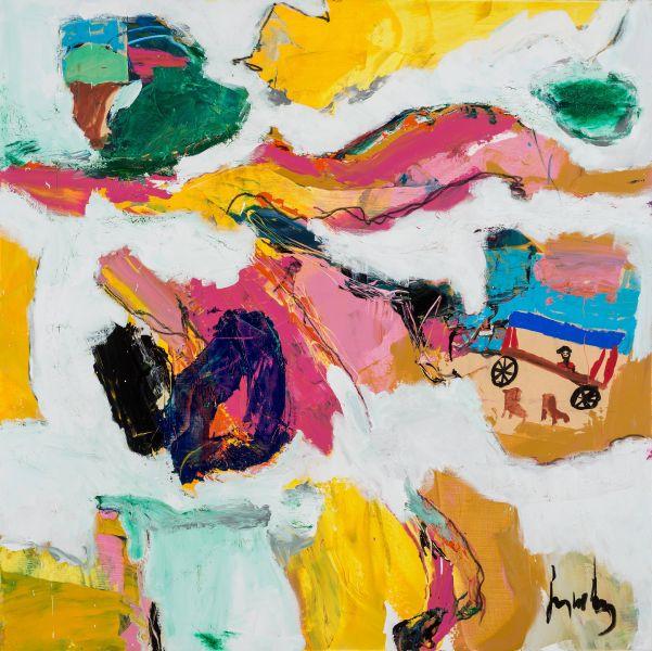 Jos van den Berg-Mo`o′s Dream